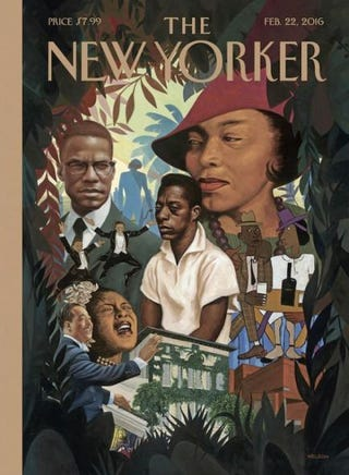The New Yorker/Kadir Nelson