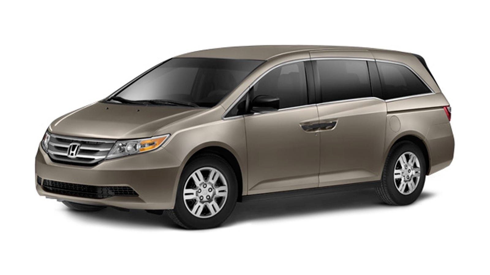 The Lx Is The Odyssey Trim Level To Have