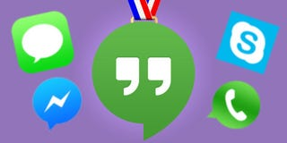 Illustration for article titled Google Voice Is Finally Being Integrated Into Hangouts