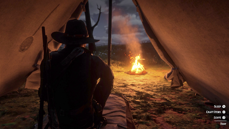 Red Dead Redemption 2 Defiantly Bucks Open World Trends