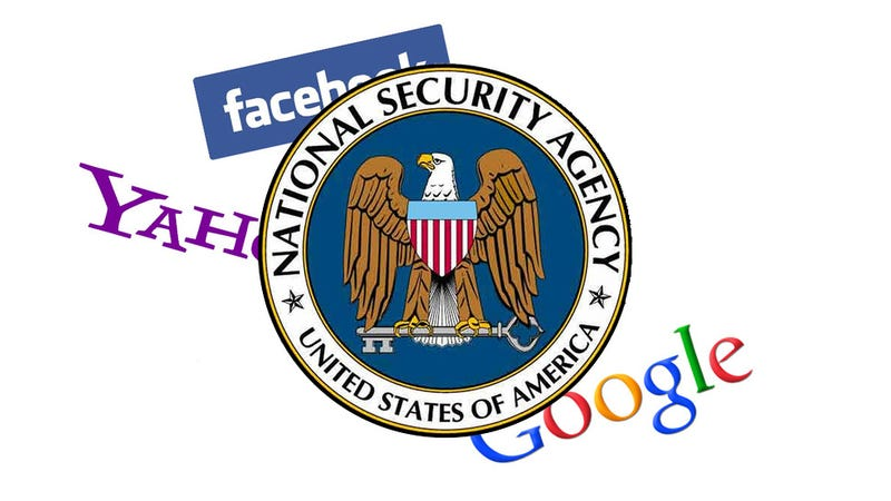 Illustration for article titled Google, Facebook and Yahoo Join Forces to Fight For More Transparency