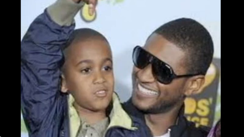 Illustration for article titled Usher's Stepson Kyle Glover Has Died