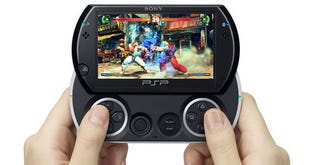 Illustration for article titled Even Capcom Wants Street Fighter IV On The PSP