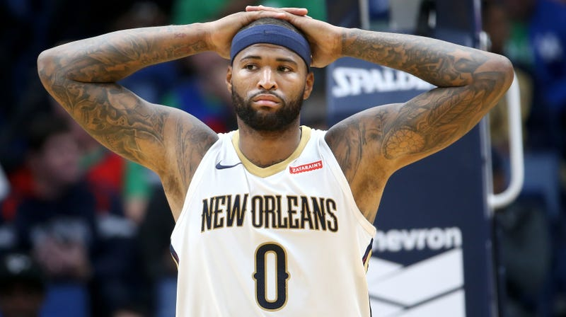 Illustration for article titled DeMarcus Cousins Says He Had No Other Offers