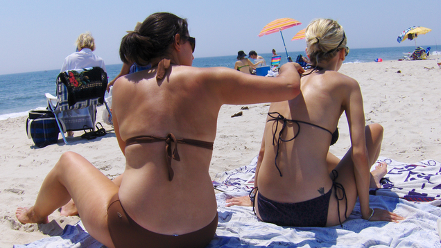 Your Sunscreen Is Not Going to Kill You