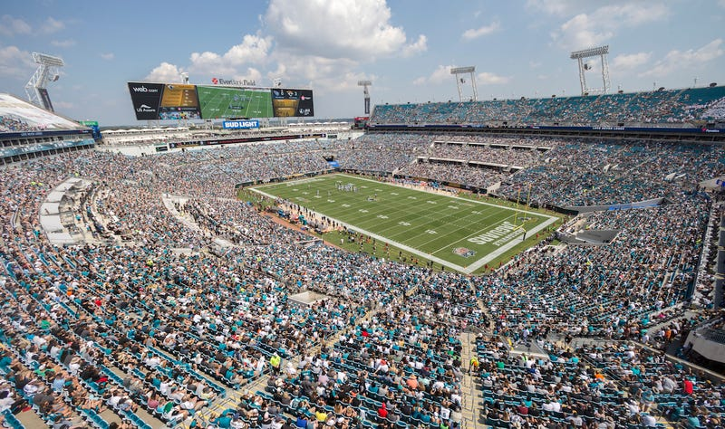 Jaguars to remove tarps from stadium seating to sell 3500 additional tickets