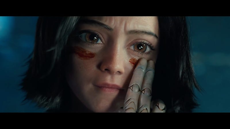 Illustration for article titled Alita: Battle Angel The AniTAY Review