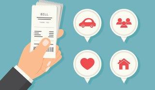 Illustration for article titled Tres aplicaciones muy simples para controlar todos tus gastos
