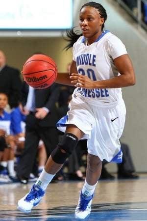 MTSU basketball player Tina Stewart killed
