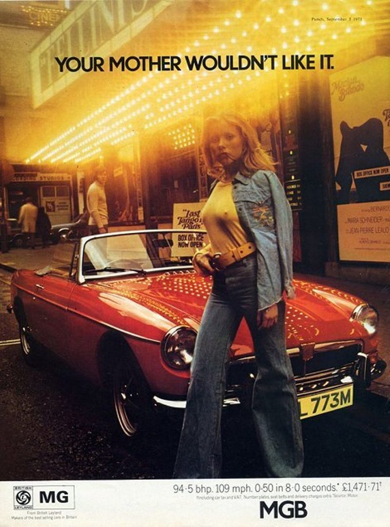 The Ten Best Automotive Print Ads Of All Time