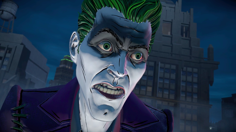 This version of the Joker is a vigilante and he's not laughing.
