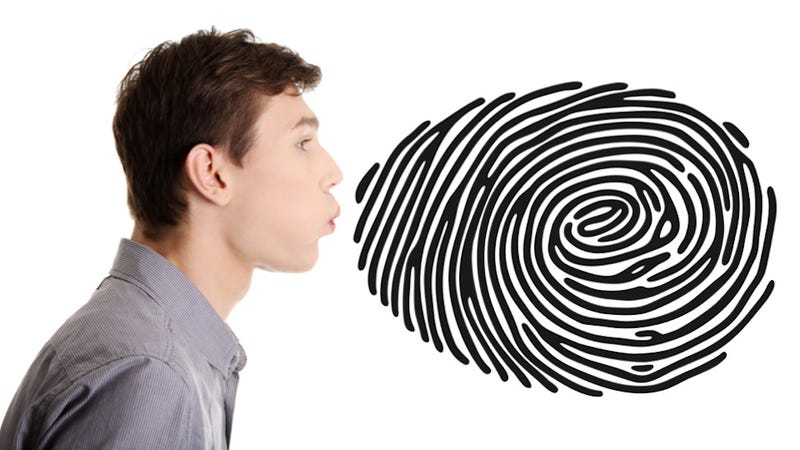 """Illustration for article titled Every human has a """"breathprint"""" – what does yours say about you?"""