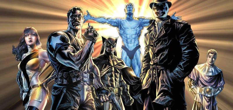 Illustration for article titled HBO prepara una serie sobre Watchmen con guión de Damon Lindelof, el creador de Lost y The Leftovers