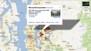 does windows phone have google maps