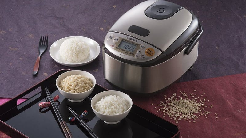 Zojirushi  Rice Cooker & Warmer | $84 | Amazon