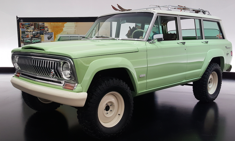 The Jeep Wagoneer Roadtrip Is What Happens When You Take An Old Jeep