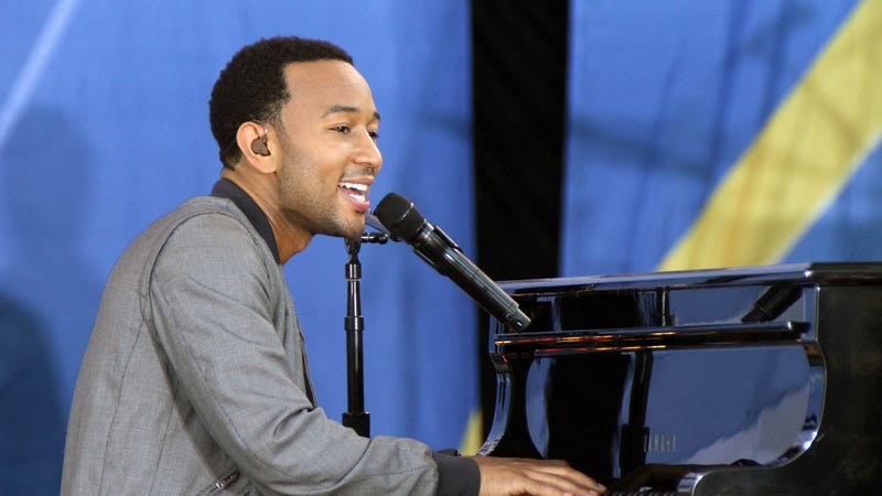 Illustration for article titled Smart and Attractive John Legend Thinks All Men Should Be Feminists
