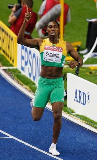 Illustration for article titled Semenya Will Return To Running In June