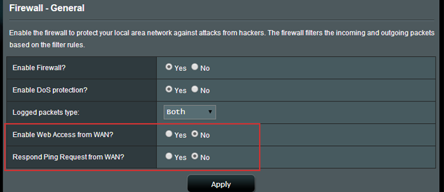The Most Important Security Settings to Change on Your Router