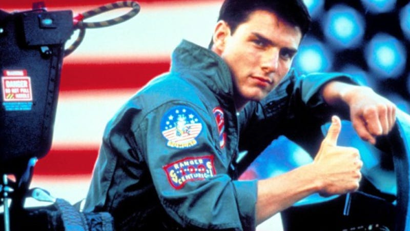 Illustration for article titled Someone Turned All Of Top Gun Into A GIF