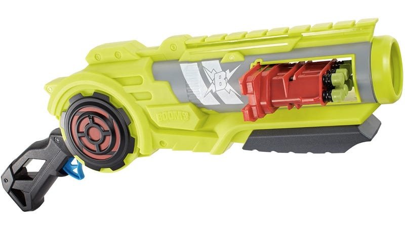 Illustration for article titled BOOMco's New Breakflip Looks Like a Sawed-Off Shotgun