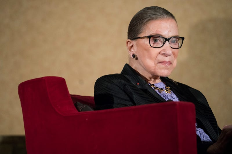 Justice Ginsburg: NFL anthem protests are dumb but legal