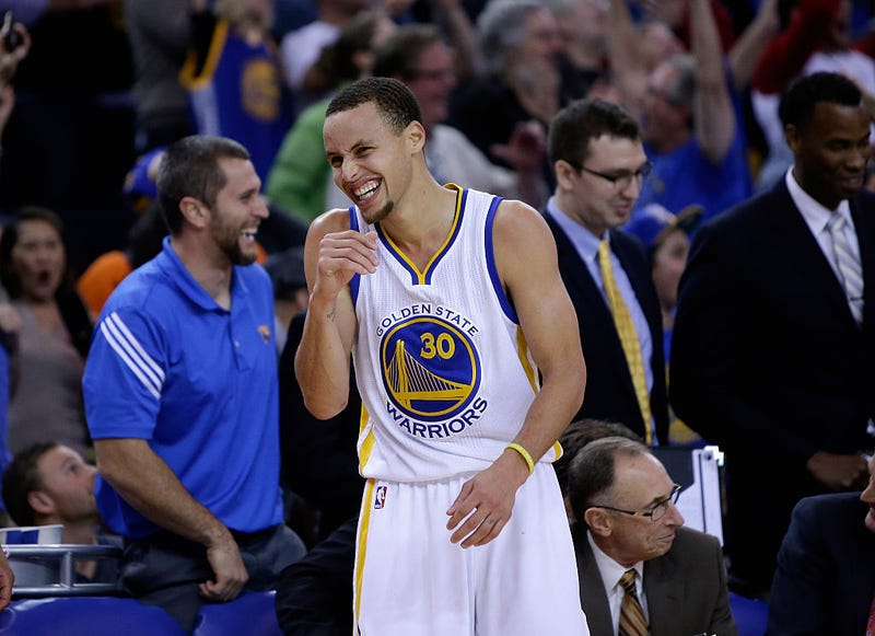 Steph Curry (Ezra Shaw/Getty Images)