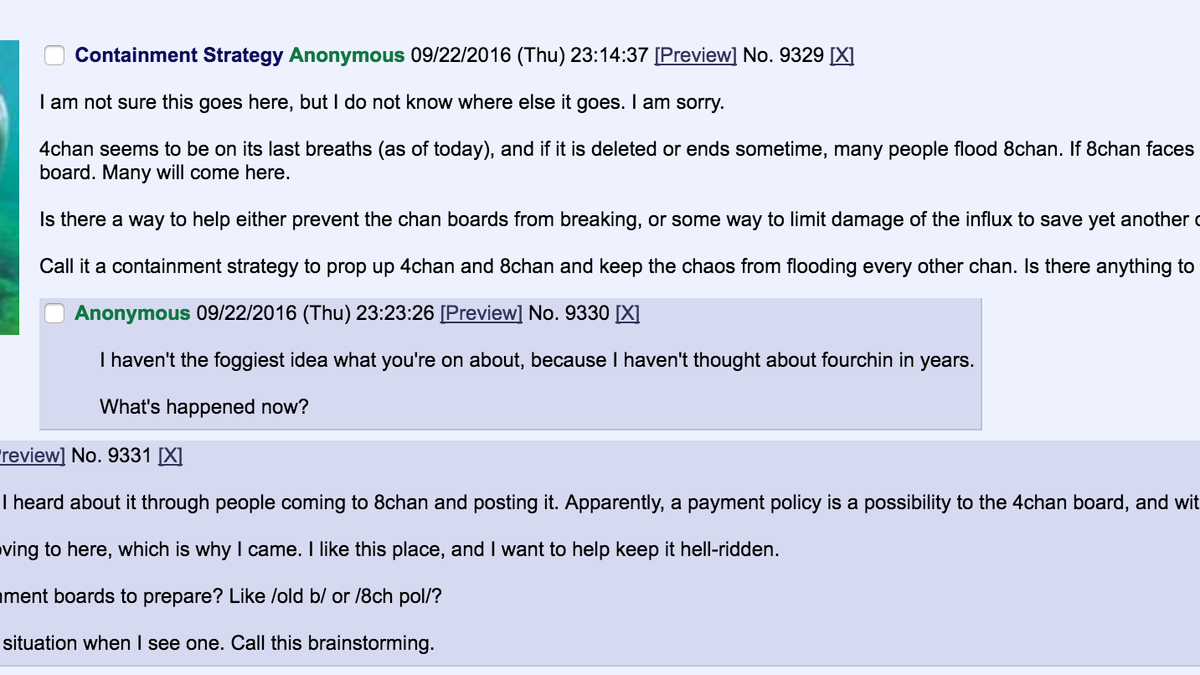4Chan Is Going Broke Because of Ad Blockers [Update]