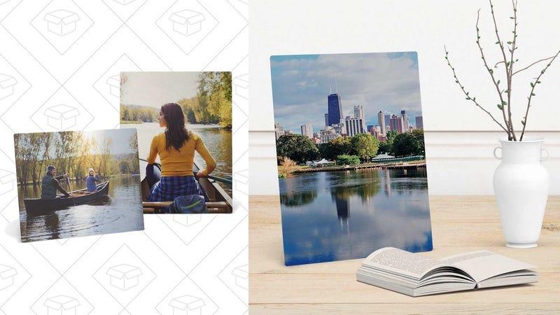 "11""x14"" Metal Photo Prints | $16 | Walgreens | Promo code PANEL60"