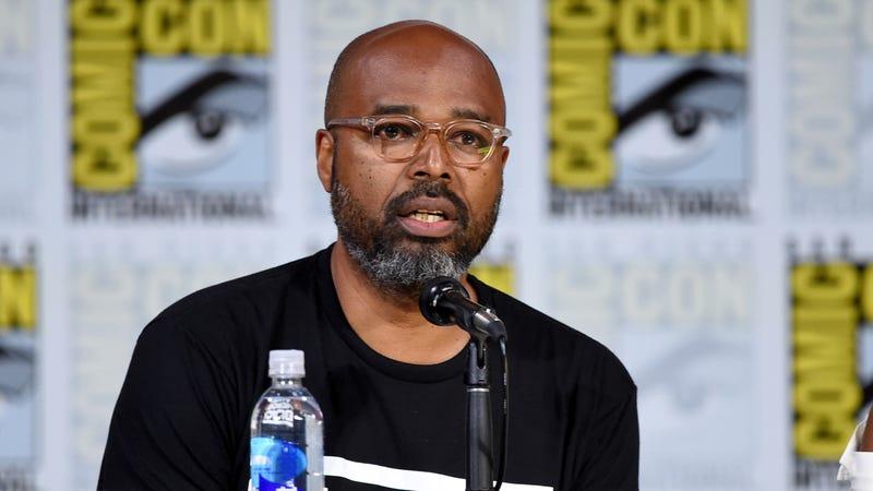 Salim Akil at San Diego Comic-Con in 2017.