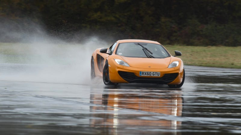 Illustration for article titled McLaren 12C Recalled Because Wipers Might Not Work If It's Wet Outside