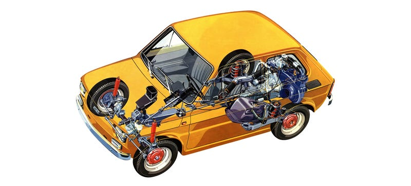 Illustration for article titled Have You Ever Owned A Fiat 126?