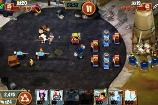 Illustration for article titled The Next Generation of Online Multiplayer Mobile Games Debuts at PAX