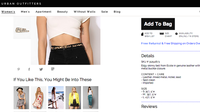 Illustration for article titled Urban Outfitters Sure Does Sell a Lot of Products With Toxic Lead