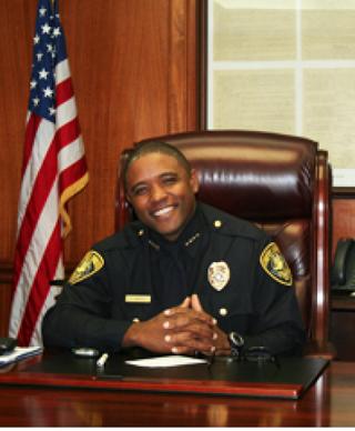 Corpus Christi Police Chief Floyd SimpsonCorpus Christi, Texas, Police Department