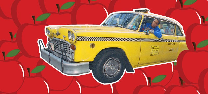 Illustration for article titled Fuck It, New York City Should Go Back To The Checker Cab