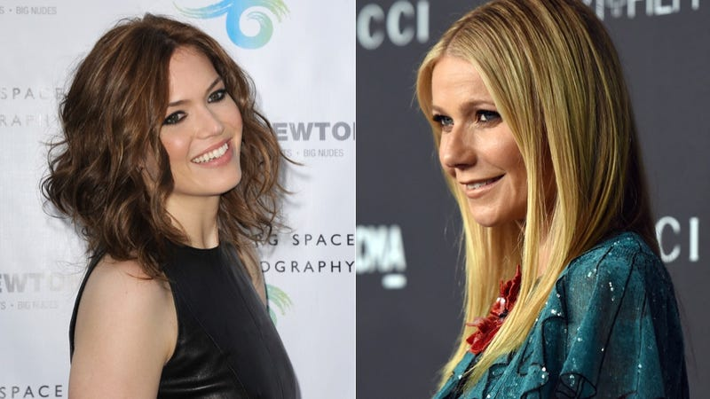 Image result for Mandy Moore and gwyneth paltrow