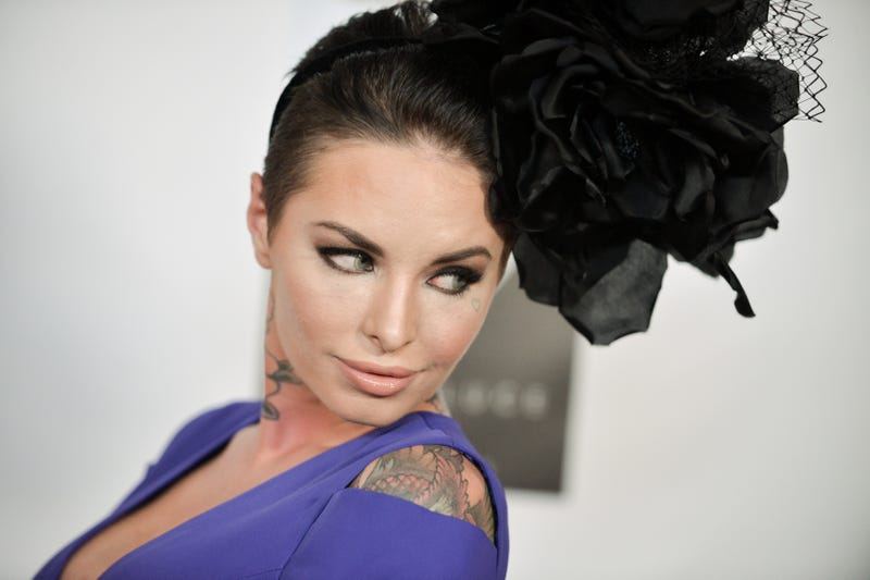 Illustration for article titled Christy Mack Posts Update On Condition After Alleged Assault