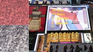Illustration for article titled Forever 21 Gets Sued For Copying — Again
