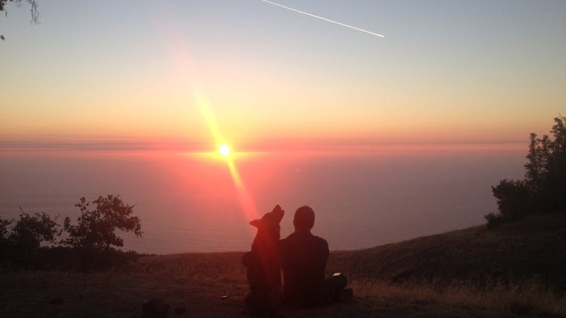 The Best Campsite In Big Sur