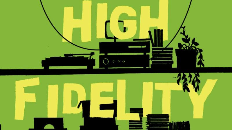 Illustration for article titled Nick Hornby has some thoughts on what would have happened next in High Fidelity