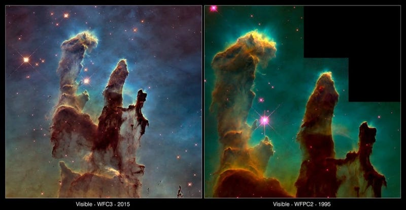 Illustration for article titled Hubble Took an Even Better Version of One of Its Best Photos Ever
