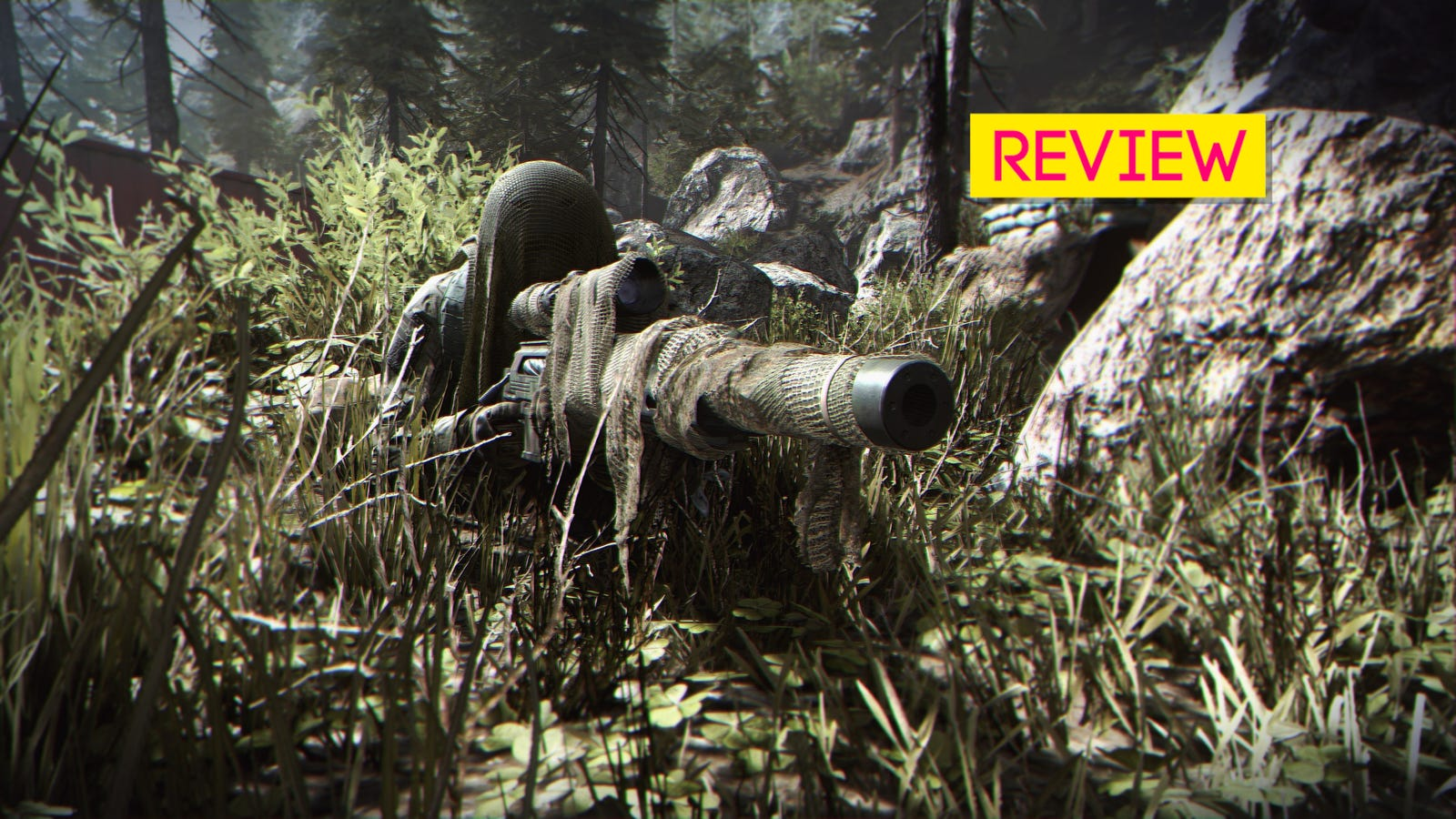 call of duty modern warfare review