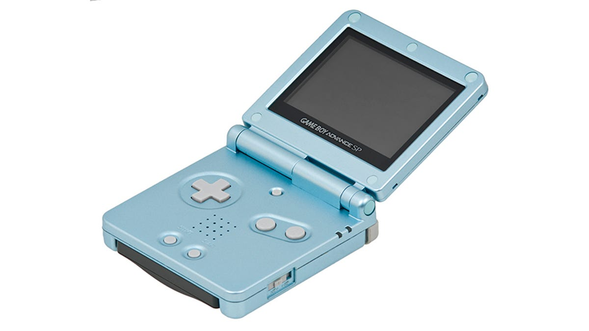 Nintendo never got the Game Boy Advance hardware quite right