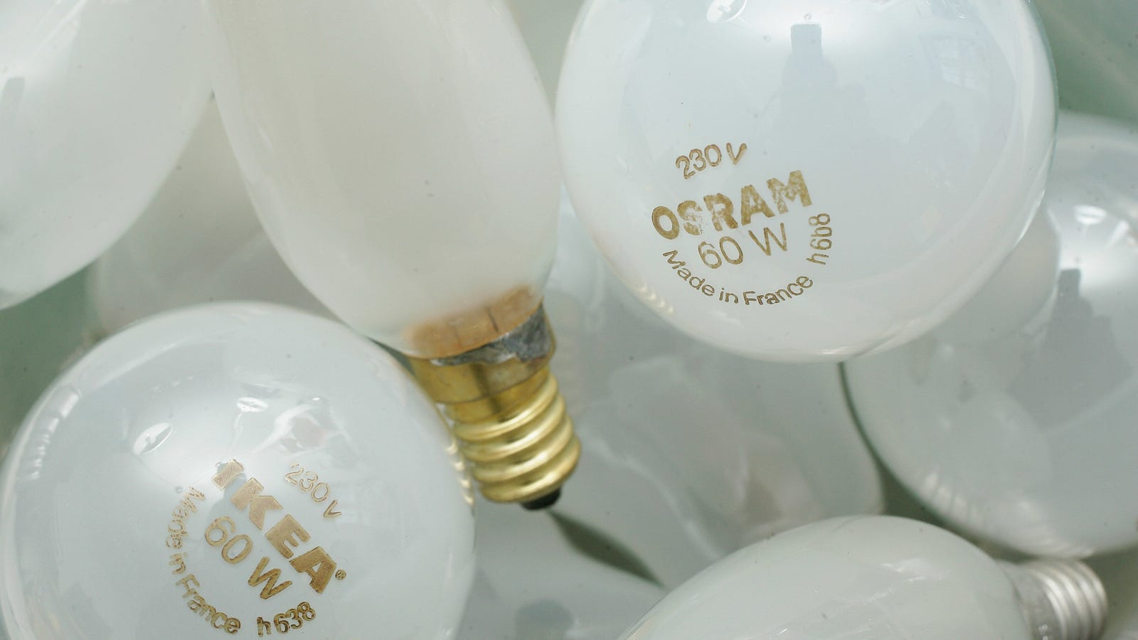 How to Buy Energy Efficient Lightbulbs