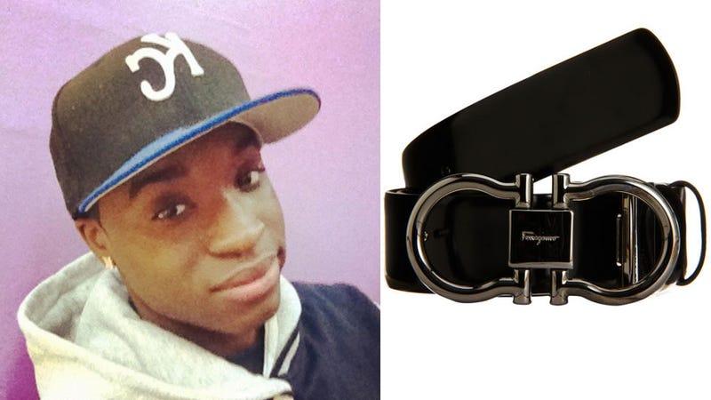 Illustration for article titled Black Teen Falsely Arrested After Buying Designer Belt at Barneys