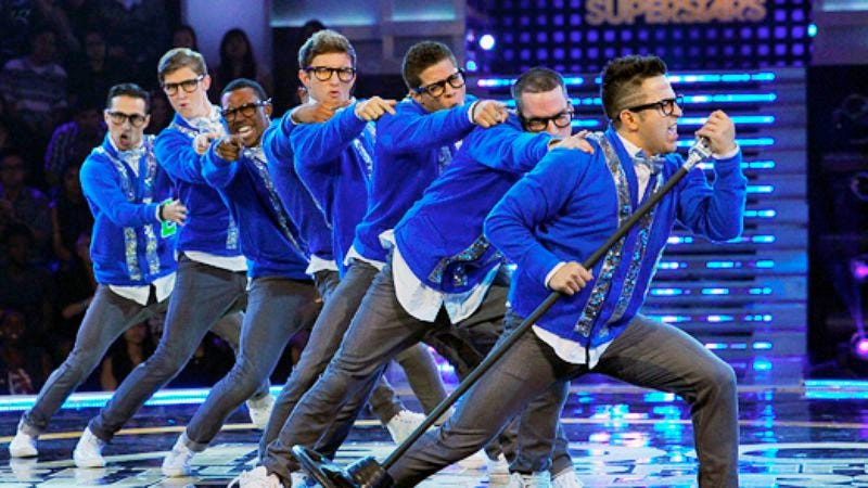 "Illustration for article titled America's Best Dance Crew: ""LMFAO Superstar Challenge"""