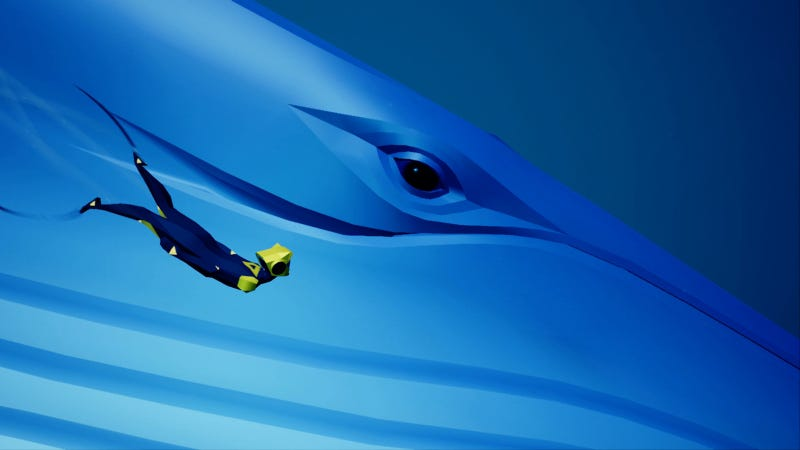 Illustration for article titled Finished Abzu today
