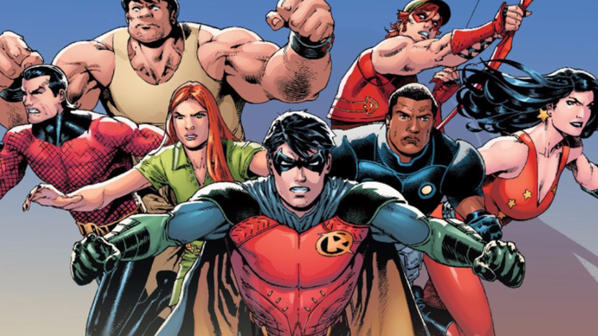 Looks Like DC Comics Is Trying to Fix Its Massive Teen Titans Screw-Up