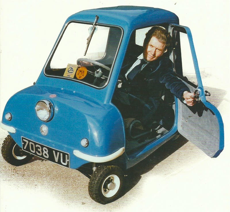 Tiny Cars With Lots Of A-Peel: The P50 and Trident Story